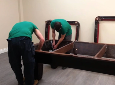 guelph ontario pool table moving